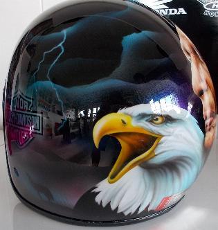 Helmet Artwork