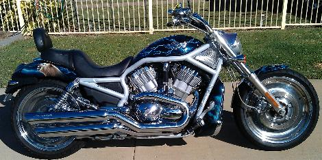 Vrod Indian on Airbrush Cars Gallery